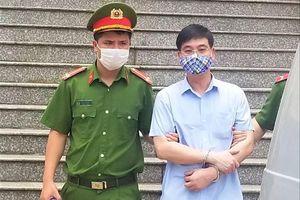 Cựu Trưởng phòng chính trị nội bộ công an Hòa Bình nhận 6 năm tù