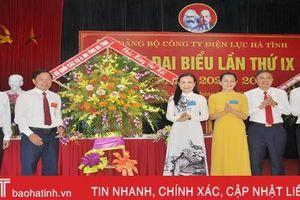 Điện lực Hà Tĩnh phấn đấu điện thương phẩm đạt 1.885,37 triệu kWh