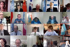Hội đồng Bảo an thảo luận về hoạt động của Phái bộ Hỗ trợ LHQ tại Somalia