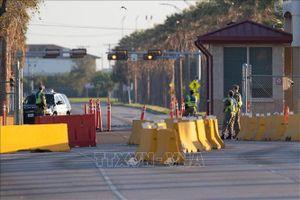FBI: Vụ nổ súng trong căn cứ hải quân tại bang Texas liên quan tới khủng bố