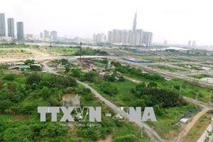 Tp. Hồ Chí Minh tạo quỹ đất thu hút đầu tư vào khu công nghiệp, chế xuất