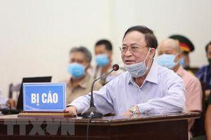 Cựu thứ trưởng hải quân Nguyễn Văn Hiến bị xử phạt 4 năm tù