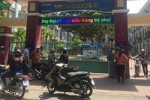 Bình Định: Phụ huynh tố giáo viên đánh học sinh bầm tím chân