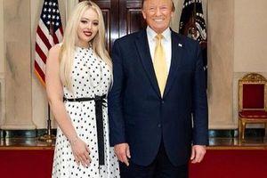 Bị nói lãng quên Tiffany Trump, không gửi lời chúc con gái tốt nghiệp đại học, Tổng thống Mỹ đã dập tắt tin đồn bằng hành động trên MXH