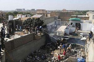 Tai nạn máy bay ở Pakistan làm 97 người thiệt mạng