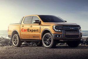 Ford Ranger thế hệ mới rò rỉ các thông số kỹ thuật