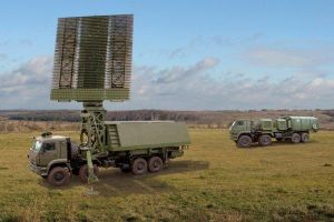 Nga ra mắt trạm radar di động mới 59N6-TE cho thị trường nước ngoài