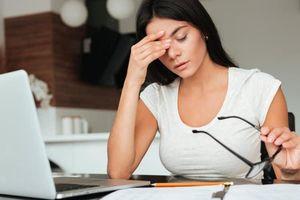 6 biện pháp bảo vệ mắt khi làm việc nhiều với máy tính