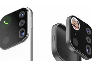 Ngỡ ngàng với ý tưởng iPhone 'thiên biến vạn hóa': Vừa là điện thoại, vừa là đồng hồ, lúc lại là dây đeo cổ
