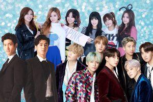 15 idol group hoạt động lâu nhất Kpop: 'Gà cưng' SM chiếm đa số, nhóm nữ dẫn đầu không phải SNSD