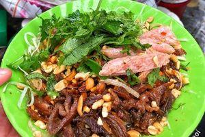 Nộm bò khô và những món nộm Việt Nam được du khách ưa chuộng