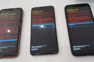 Người dùng bối rối khi smartphone Samsung bất ngờ 'đột tử'