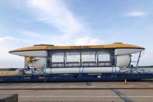 Tàu ngầm Vingroup đặt mua đã cập bến Nha Trang?