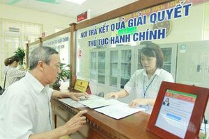 Hà Nội đạt kết quả toàn diện các chỉ số cải cách hành chính