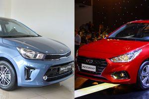 Với 500 triệu đồng chọn Kia Soluto hay Hyundai Accent