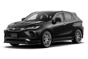 Toyota Venza 2021 vừa ra mắt đã có bản độ