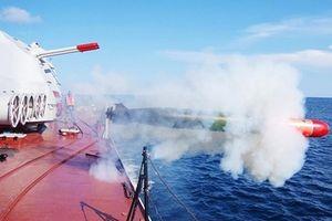 Choáng ngợp sức mạnh kho ngư lôi chiến hạm mặt nước của Việt Nam