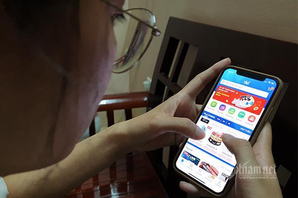 Năm 2025: Kỳ vọng 55% người dân Việt Nam biết mua hàng online