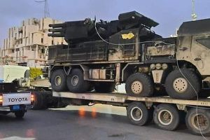 Hình ảnh sốc về Pantsir-S1 bị UAV Thổ Nhĩ Kỳ 'vùi dập' ở Libya