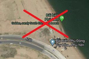 Facebook, Google Maps nhiều lần đính chính thông tin sai lệch về chủ quyền lãnh thổ của Việt Nam