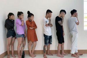 Đắk Nông: Xử lý nhóm thanh niên tụ tập sử dụng ma túy tại khách sạn