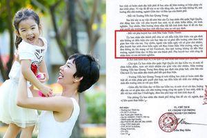 Siêu mẫu Xuân Lan bức xúc trước kết luận vụ học sinh tiểu học bị bắt ngoài cổng trường vì đi học sớm