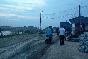 Hà Tĩnh: Bị điện giật tại công trường, 1 công nhân tử vong