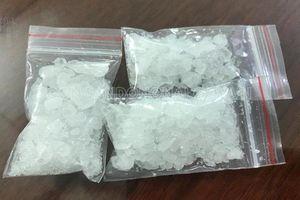 Đồng Nai: Triệt phá đường dây buôn bán ma túy liên tỉnh núp bóng Grab