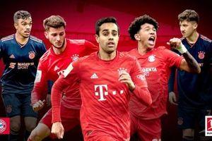 Bayern Munich chờ đón lứa tài năng trẻ mới