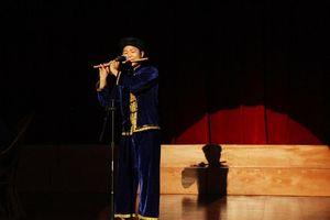Bài ca dâng Bác của Đại học Hạ Long