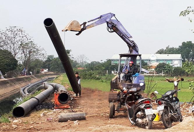 Nghịch lý nước sạch về nông thôn