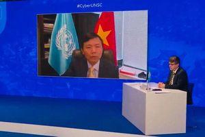 Hội đồng Bảo an Liên hợp quốc thảo luận vấn đề ổn định không gian mạng