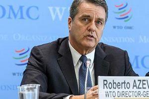 Vì sao Tổng Giám đốc WTO từ chức?