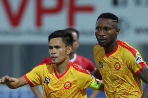 Ghi bàn phút bù giờ cuối cùng, Đình Tùng đưa CLB Thanh Hóa đi tiếp tại Cup Quốc gia 2020