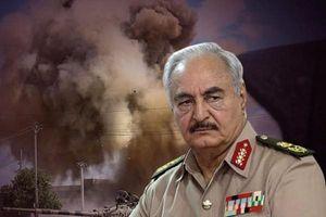Tướng Haftar của quân đội Quốc gia Libya kêu gọi tập trung lực lượng chống Thổ Nhĩ Kỳ