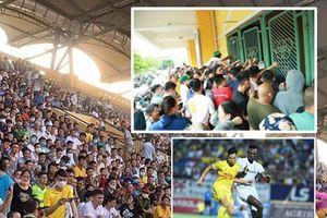 Bóng đá Việt Nam trở lại vừa sốt vừa run