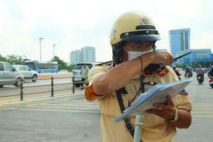 Không có bảo hiểm xe, CSGT TP.HCM phạt hơn 400 người