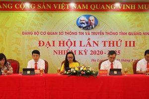 Bà Lê Ngọc Hân làm Bí thư Đảng ủy Sở Thông tin Truyền thông Quảng Ninh