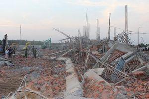 Vụ sập công trình xây dựng ở Đồng Nai: Khởi tố giám đốc công ty thi công