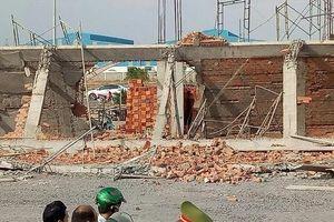 Vụ sập tường làm 10 người chết ở Đồng Nai: Bắt Giám đốc Công ty Hà Hải Nga
