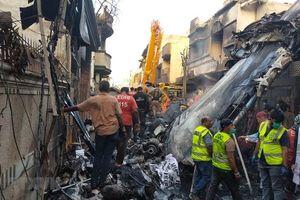 Thủ tướng gửi điện chia buồn về vụ rơi máy bay của Pakistan