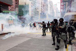 Trung Quốc quyết áp luật mới, người Hong Kong biểu tình