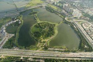 Khu đô thị ven hồ Yên Sở có quy mô như thế nào?