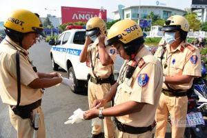 Mức xử phạt khi không mang theo bằng lái xe