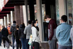 Tỷ lệ thất nghiệp của Mỹ dự báo ở mức 2 con số trong giai đoạn bầu cử