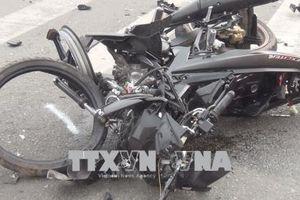 Tai nạn giao thông trong đêm khiến hai thiếu niên tử vong tại chỗ