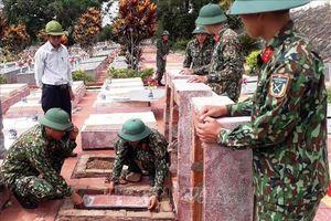 Huyện Ngọc Hồi (Kon Tum) đón nhận 4 hài cốt liệt sỹ chống Mỹ