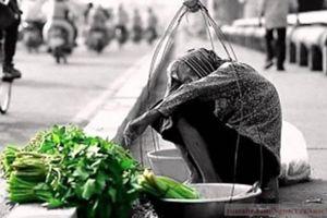Lời hứa mua hàng và cái chết của bà lão bán rau