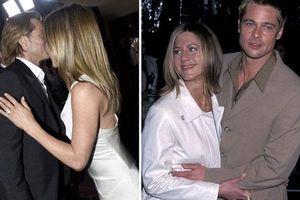 Jennifer Aniston vẫn đeo nhẫn đính hôn của Brad Pitt, chuyện tái hợp của 2 người chỉ còn là vấn đề thời gian?
