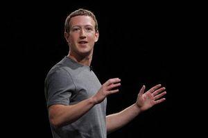 Tài sản của Zuckerberg tăng gần 20 tỷ USD chỉ trong vòng một tháng